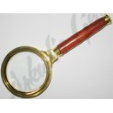 Лупа Gold д-70 мм с ручкой