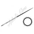 Надфиль круглый Vallorbe №1, L-140 мм